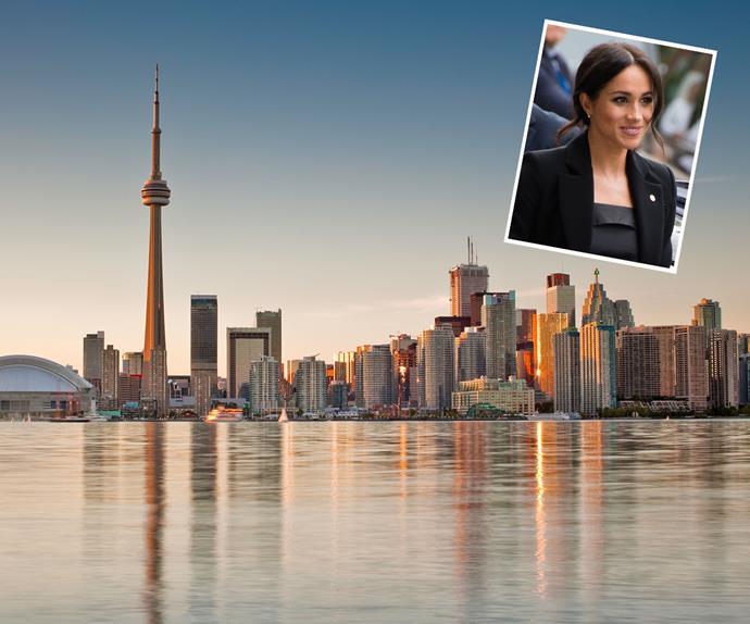 Toronto, Meghan Markle