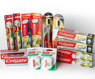 Win a Colgate Minions pack for the whole family