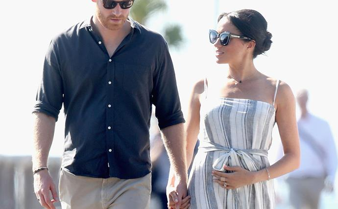 Meghan Markle's reported birthing plan suggests she won't follow in the footsteps of Duchess Catherine