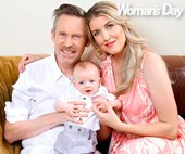 Tim Wilson and wife Rachel's traumatic ordeal with new baby Wilfred