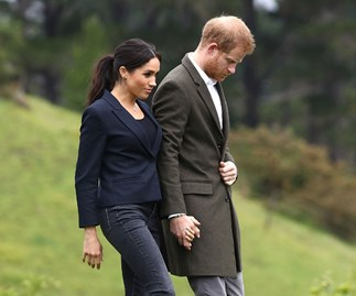 Duchess Meghan and Prince Harry's new home comes with a slightly spooky backstory