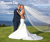 Anna Hutchison's magical Waiheke wedding