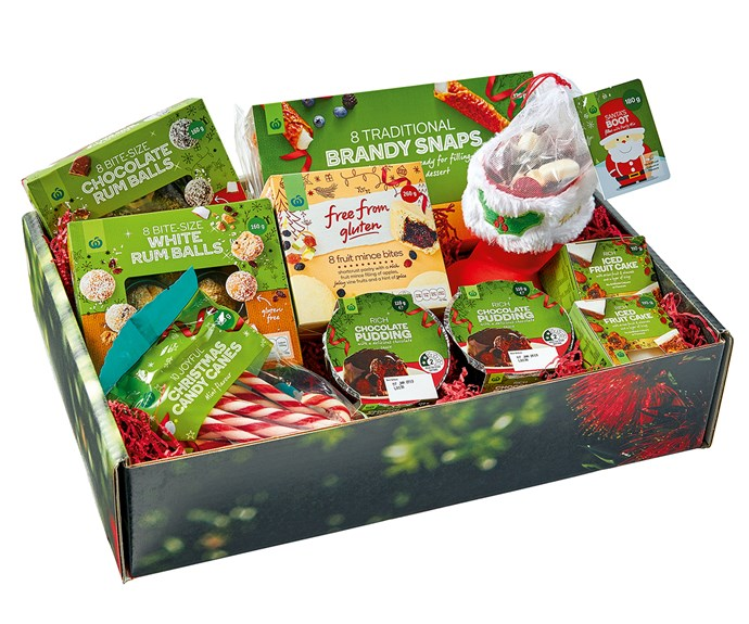Be in to win a Christmas treat gift box and a $500 gift card from Countdown!