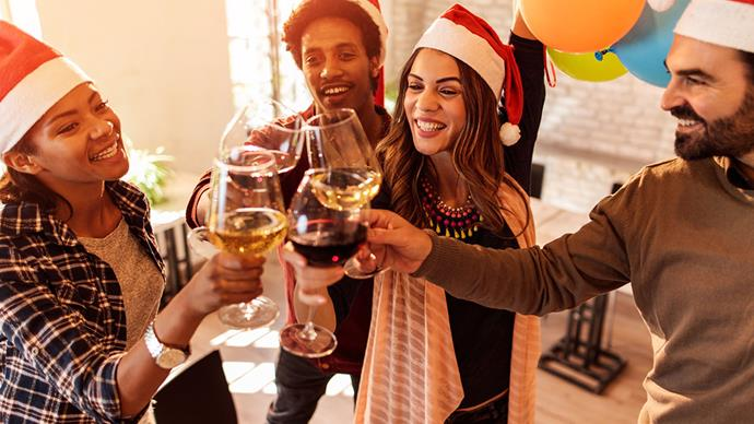 Got a work Christmas party coming up? This is how you beat a hangover