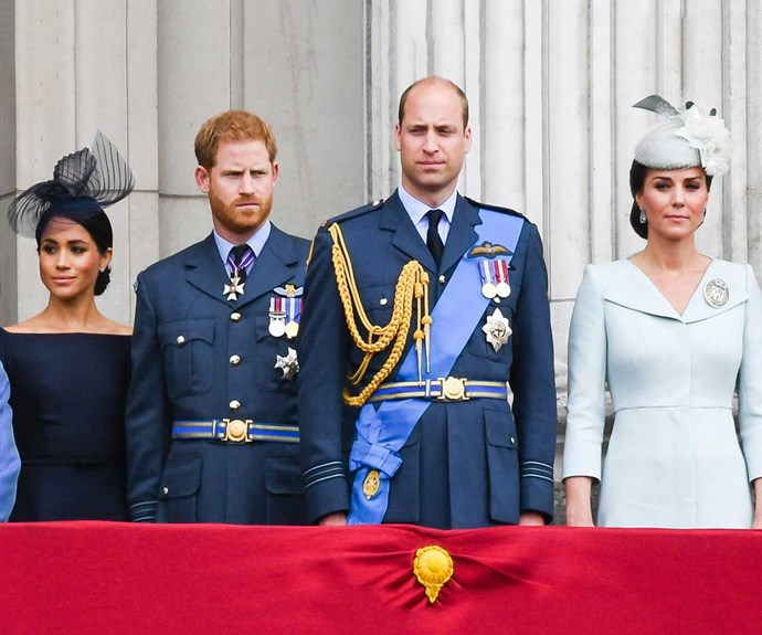 Body language expert believes Duchesses Catherine and Meghan have clashed - and Catherine is the peace maker