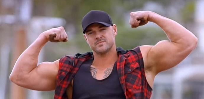 Bronson appeared on Australian Ninja Warrior.