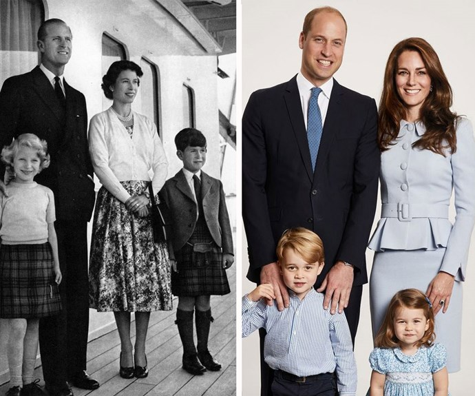 25 royal Christmas cards that will make you nostalgic and merry at the same time