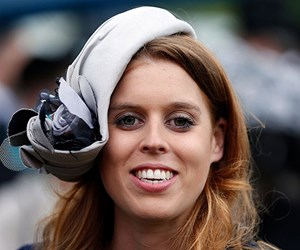 Princess Beatrice makes first public appearance with her new boyfriend on a night out with Karlie Kloss