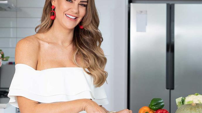 How social media star Simone Anderson is keeping her family's Christmas healthy