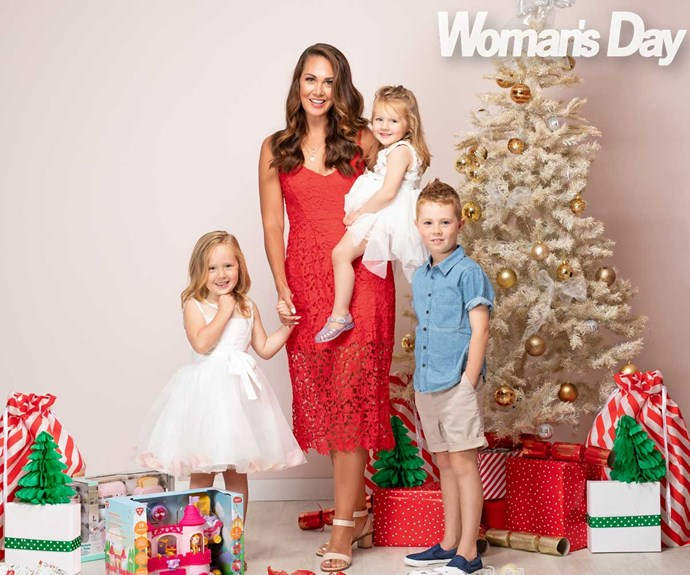 How Renee Wright is giving her family the gift of charity this Christmas