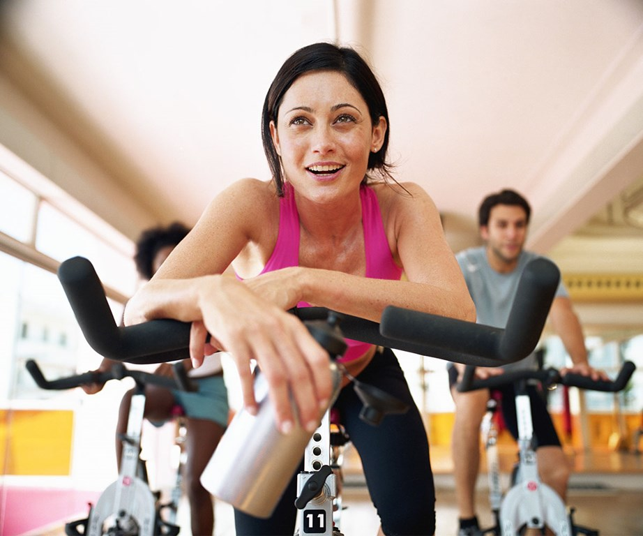 There are so many ways you can exercise, the key is finding something that you enjoy. *(Image: Getty)*