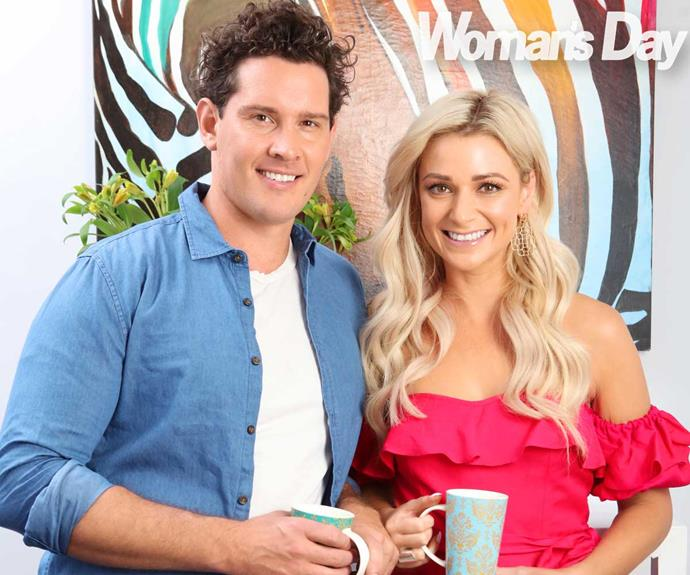 Zac Franich and Erin Simpson's cosy Auckland love nest