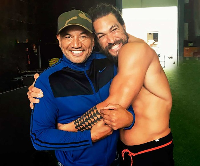 Why Jason Momoa fought for Temuera Morrison to be cast in Aquaman