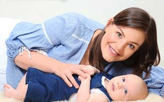 Julie Anne Genter's sustainable approach to raising baby Joaquin