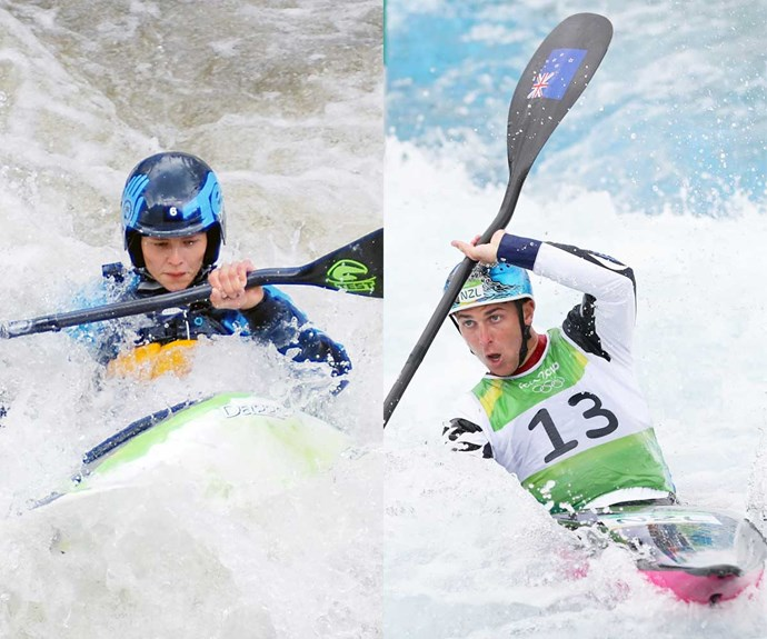 The pair have their sights set on the Tokyo Olympics – competing for different countries, though!