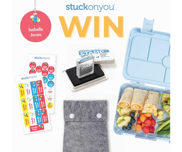 Win a back to school lunchbox kit