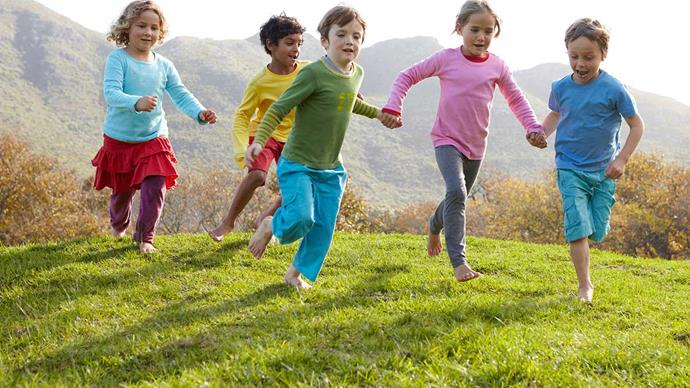 Gemma McCaw on how to encourage your children to exercise - and why she'll be leading by example