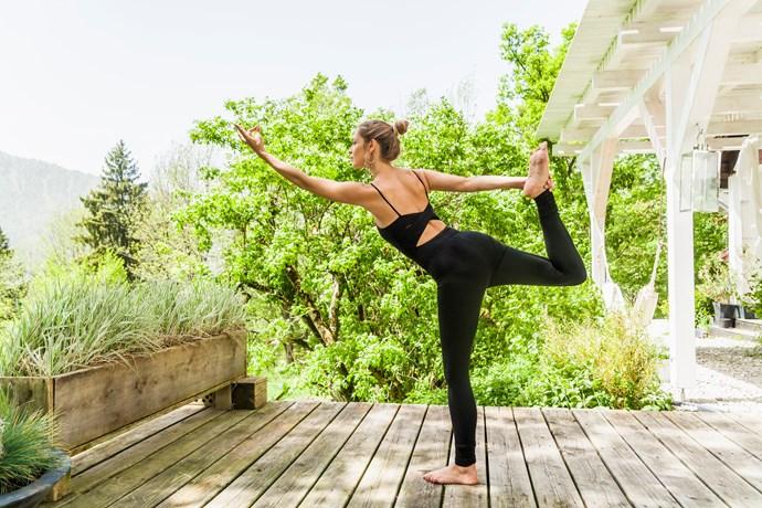 It's yoga, not woo-woo.