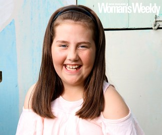 This 9 year old has a new heart thanks to one family's incredible gift of life
