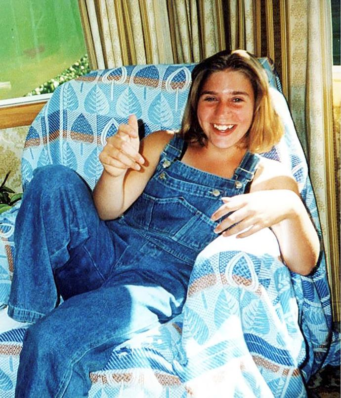 Kirsty went missing on New Years Eve 1998