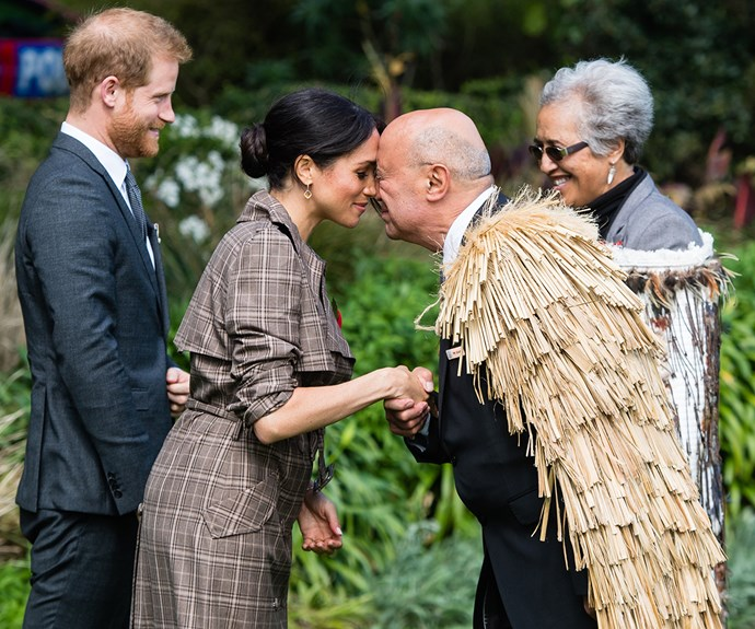 The royals released a video of their favourite moments from 2018 - and New Zealand is in it!