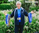 Turning old into gold - how I became a world track star at 87