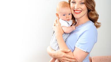 Westside actress Esther Stephens' wonderful and rewarding home birth