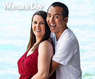 Chang Hung-Duncan and wife Victoria are expecting their first child