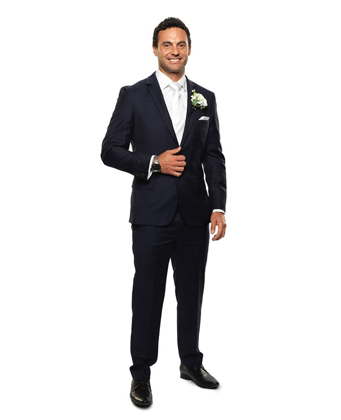 **CAMERON, 34, NSW - Ex-professional cricketer**  As a former professional sportsman, Cam, who played for some of his professional career in New Zealand, has always put sport before love in the past. The confessed mummy's boy is ready to settle down and have a family of his own, and hopes his bride is on the same wavelength.