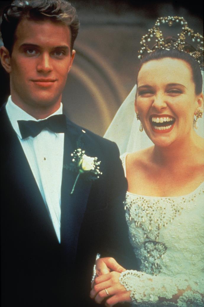 Toni in Muriel's Wedding. Shutterstock image.
