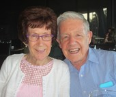 How to stay happily married - advice from a couple who still give one another butterflies after 54 years