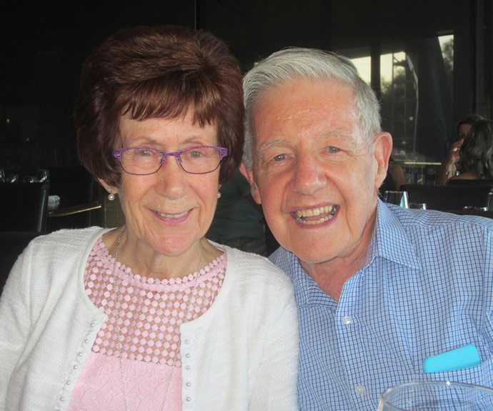 Ros and John Graham - secrets to a happy marriage
