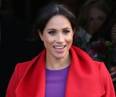 Duchess Meghan finally reveals her due date and lets slip some sweet details about her pregnancy