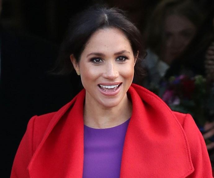 Duchess Meghan baby due date