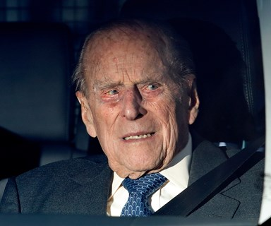Shaken but uninjured: Prince Philip is recovering at home after being involved in a car accident