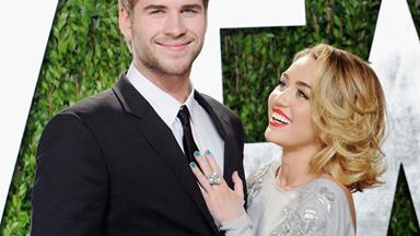 Miley Cyrus responds to reports she's expecting with… an egg