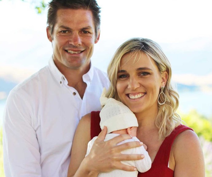 Gemma McCaw shares her parenting advice for new mums
