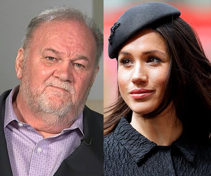 Thomas Markle vows to only get louder if Meghan doesn't start returning his calls