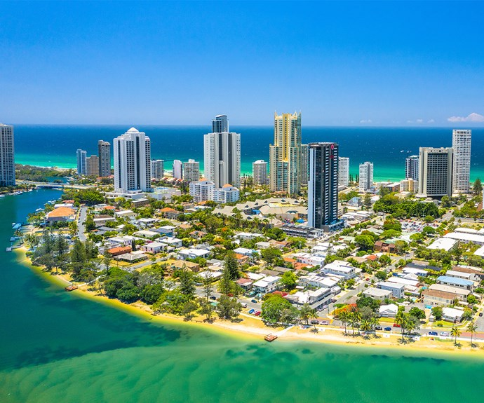 Be in to Win a family trip to the Gold Coast!