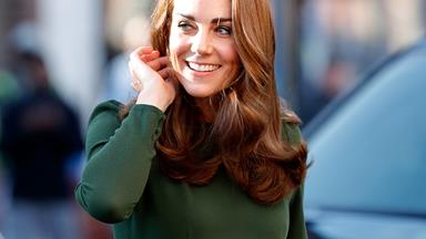 More than just a pretty dress: Duchess Catherine's latest outfit is helping victims of trafficking