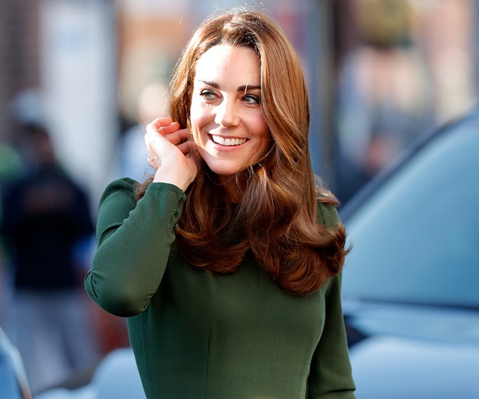 Kate Middleton Duchess Catherine beulah dress
