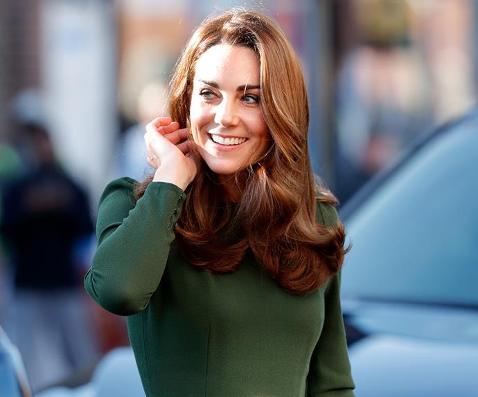 Kate Middleton Duchess Catherine beulah dress
