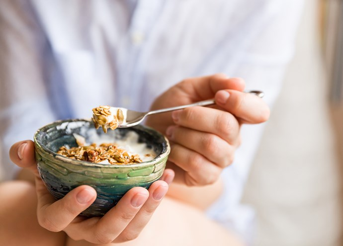 """**Probiotics** <br><br> We've heard a lot about [the benefits of probiotics](https://www.nowtolove.co.nz/health/body/3-benefits-of-probiotics-you-may-not-know-39016