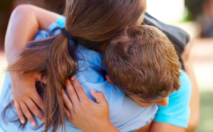 Kids' back-to-school worries and how you can help to ease them