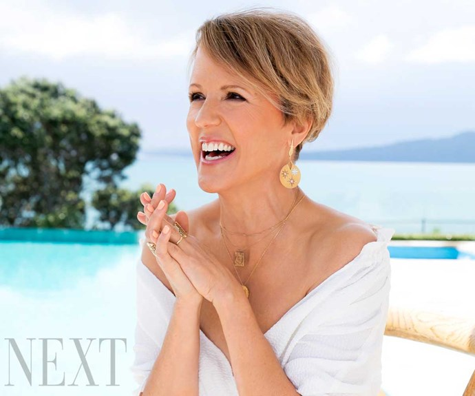Hilary Barry's great leap of faith and how it's paid off