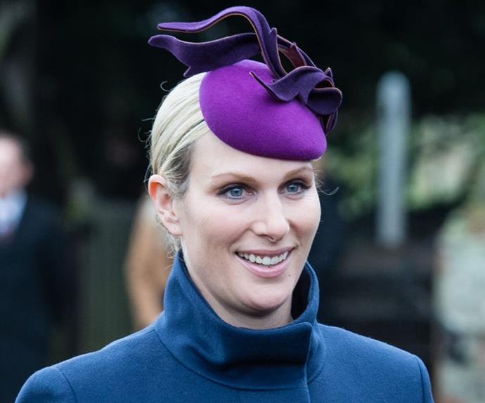 Zara Tindall attend church on Christmas Day