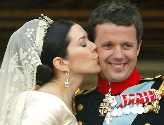 Crown Prince Frederik of Denmark met his bride-to-be, Australian Mary Donaldson, in a Sydney pub.