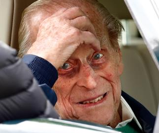 Prince Philip has apologised to the women involved in his recent car crash