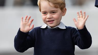 Prince George has revealed his nickname for himself and it's seriously cute