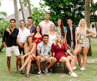 Heartbreak Island Season 2 cast